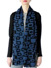 Miro Reversible Scarf by Beyond Threads
