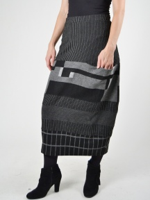 Multi Panel Skirt by Alembika