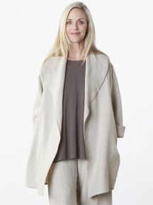 Natural Marcella Jacket by Bryn Walker