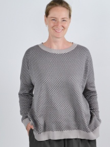 Netting Sweater by Planet