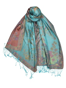 Nightingale Blue Scarf