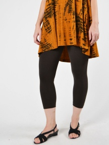 Organic Bamboo Cotton Capri Legging by Bryn Walker