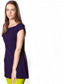 Organic Bamboo Cotton Dylan Tunic by BRYN WALKER