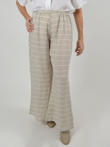 Osca Stripe Pant by Bryn Walker