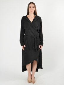 Paris Wrap Dress by Beau Jours