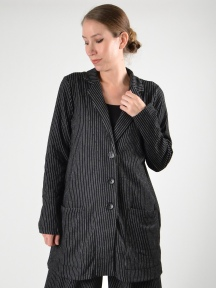 Pin Stripe Jacket by Alembika