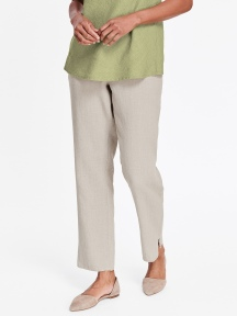 Pocketed Social Pant by Flax