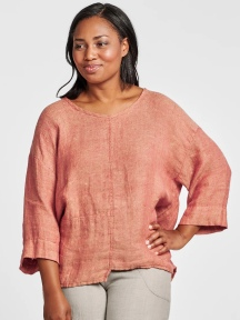 Poet Top by Flax