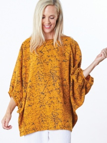 Print Wilder Tunic by Bryn Walker