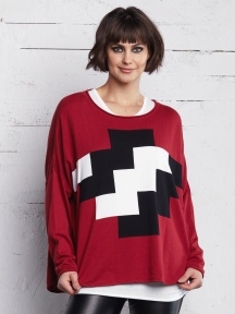 Puzzle Sweater by Planet
