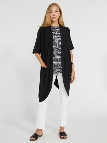Rapt Back Boxy Cardigan by Sympli