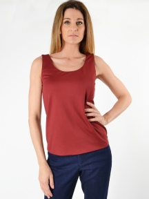 Relaxed Fit Tank by Judy P