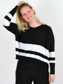 Retro Knit Sweater by Planet