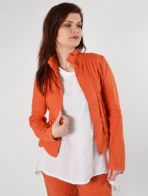 Ruffle Jacket by Inizio