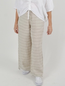 Sasha Stripe Pant by Bryn Walker