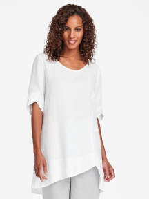 Scallop Tunic by Flax