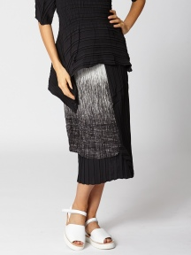 Seagrass Skirt by BABETTE