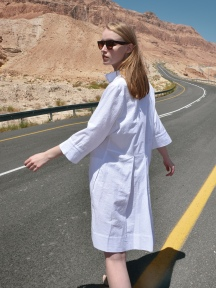 Shirt Dress by Alembika