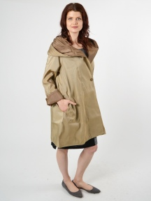 Short Duo-Tone Jacket by Mycra Pac