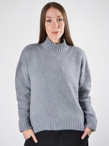 Sorrento Turtleneck Sweater by Plush Cashmere