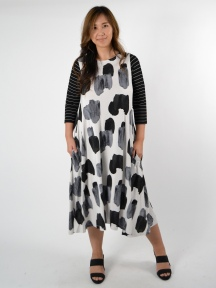 Spots Dress by Alembika