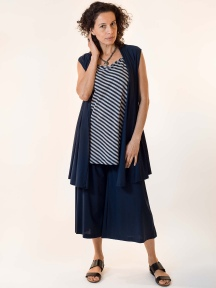 Stripe Lucille Tunic by Bryn Walker