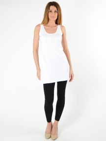The High/Scoop Reversible Tunic by A'nue Miami
