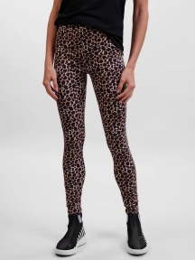 Tiger Print Legging by Alembika