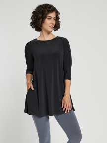 Trapeze Tunic by Sympli
