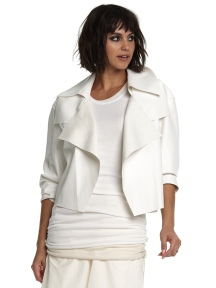 Triple Collar Jacket by Planet