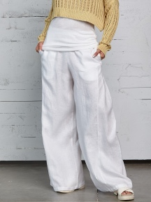 Triple Pleat Pant by Planet