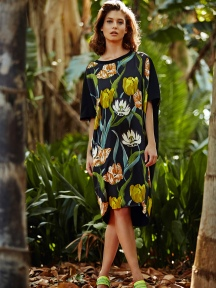 Tulip Dolman Dress by Alembika