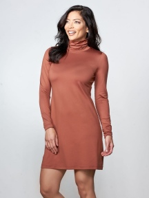 Turtleneck Dress by A'nue Miami