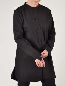 Twist Sleeve Tunic by Moyuru
