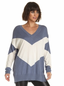 V Pullover by PLANET