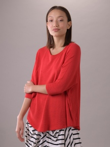 Vented Swing Top, Red by Composition