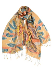 Veronica Scarf by Dupatta Designs