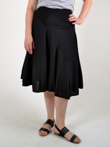 Waterfall Seam Skirt by Luna Luz