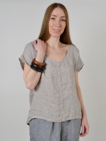 Whisper Pullover by Flax
