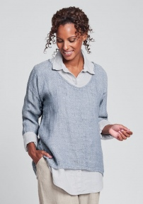 Whisperer Top by Flax