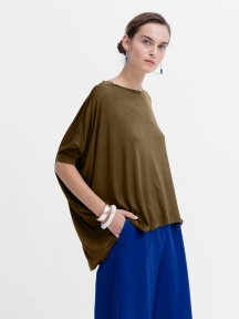 Wide Stretch Top by Elk