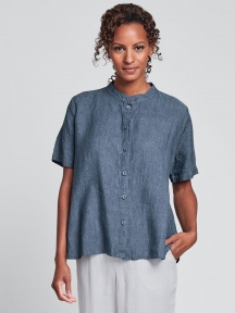 Zdenka Blouse by Flax