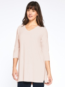 Zest Slit High Tunic by Sympli