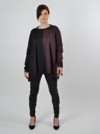 2 Tone Crew Top by Planet