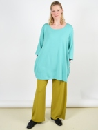 3/4 Sleeve Bubble Tunic by Bryn Walker