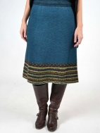 A-line Sweater Skirt by Butapana