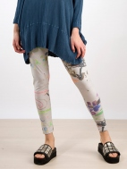 Abstract Leggings by Grizas