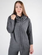 Adena Pullover Hoodie by Plush Cashmere