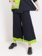 Baby Tech Wide Leg Pant by Chiara Cocol