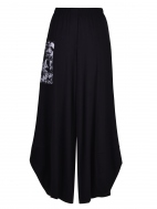 Black and White Punto Pant by Alembika